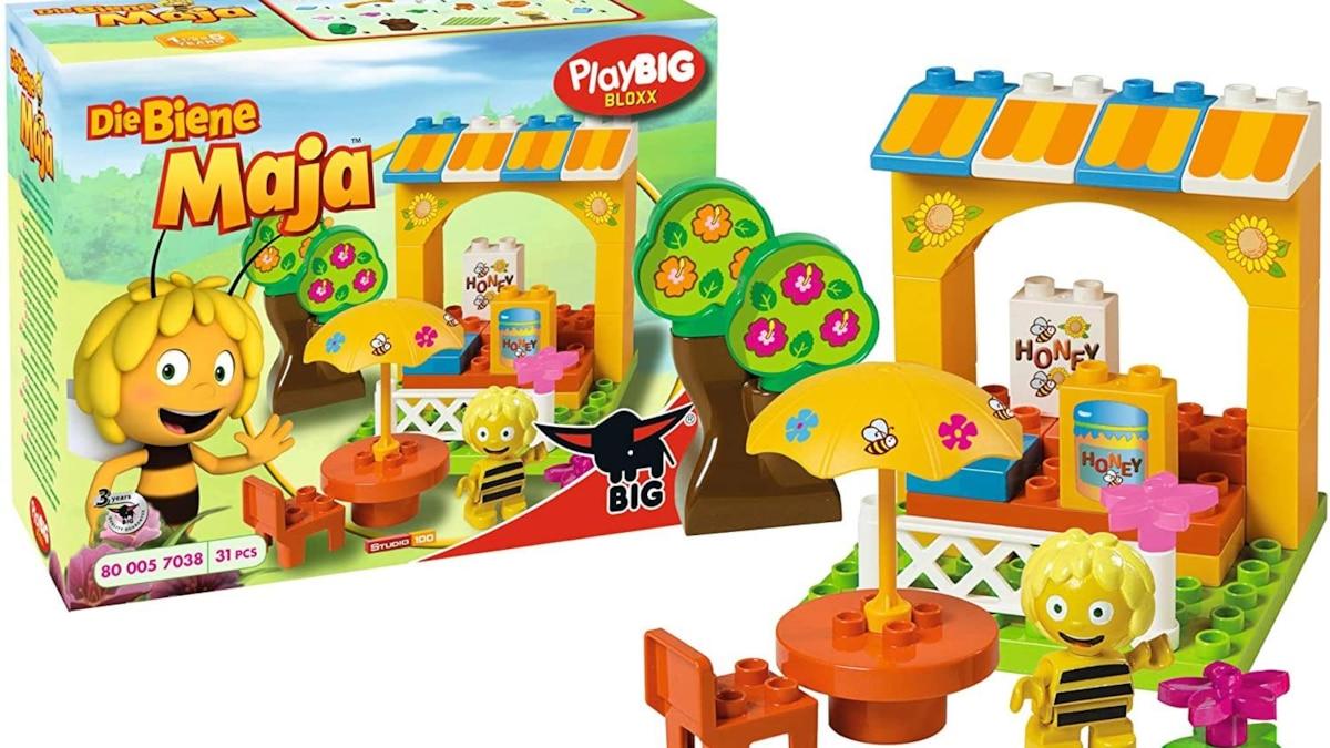 PlayBIG Bloxx bedient Franchises wie Biene Maja oder Peppa Pig