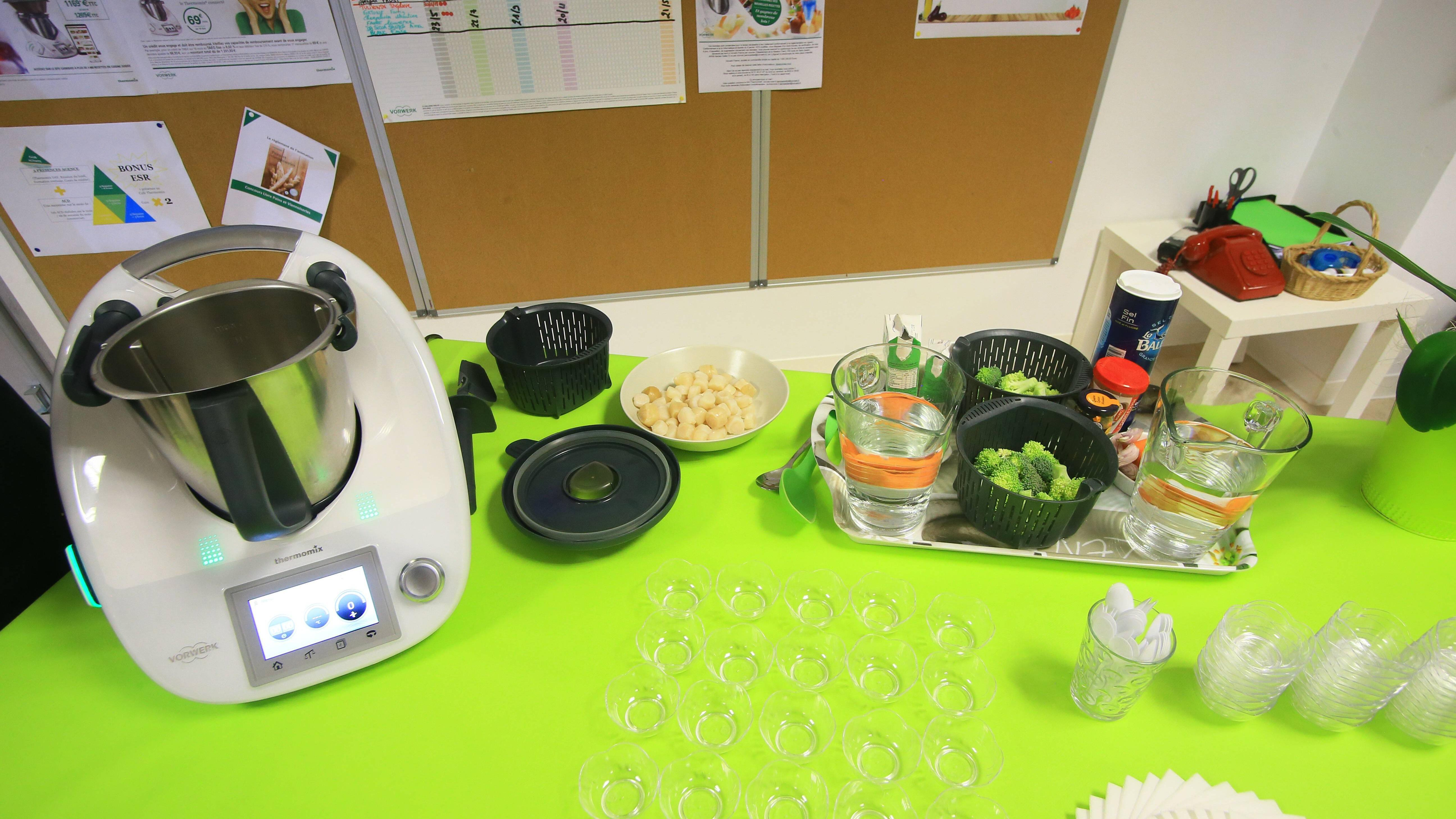 Thermomix Cook Key: Funktionen und Kosten