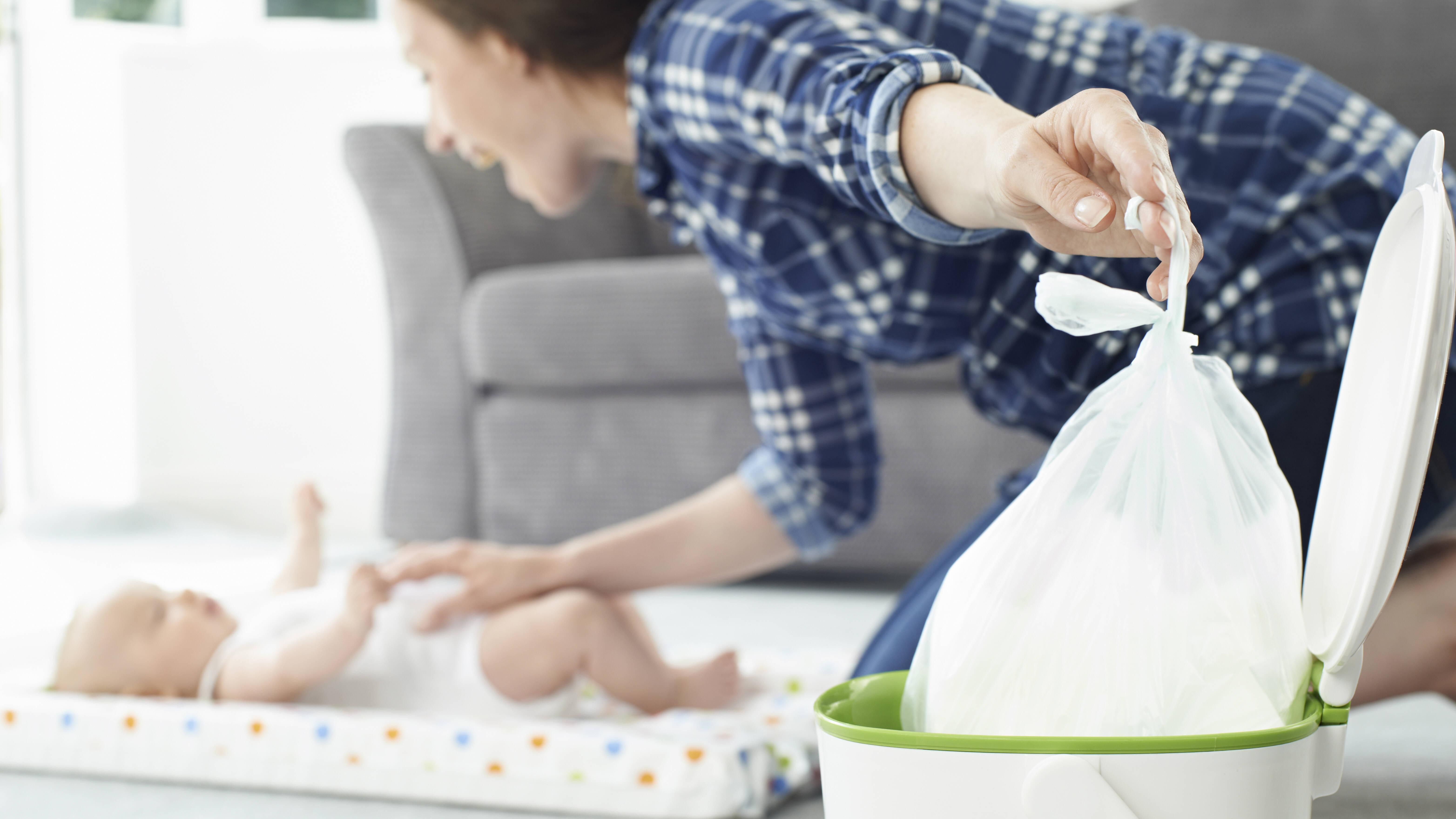 Baby: Stuhlgang grün - das müssen Sie wissen