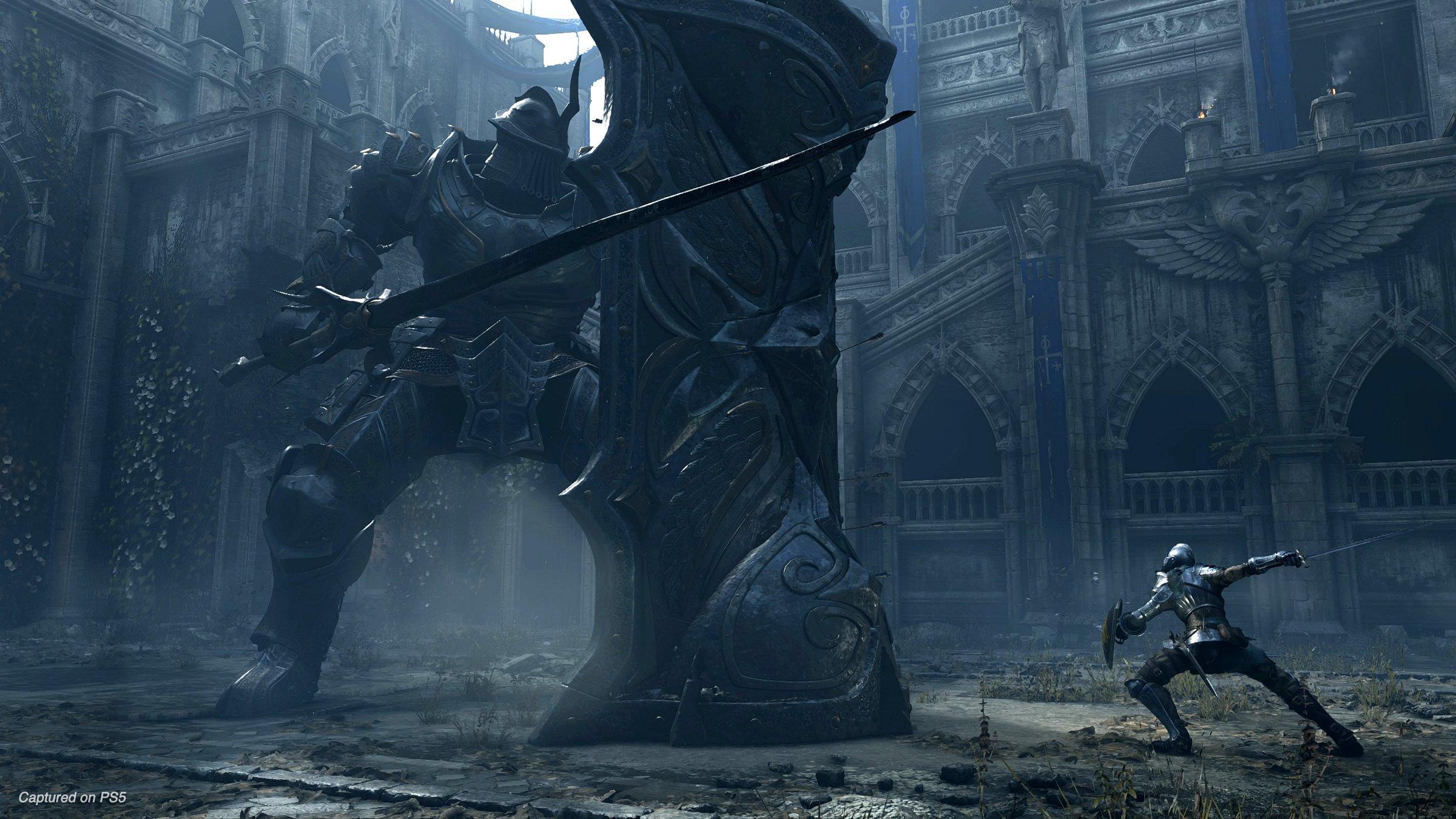 Die Spielzeit von Demon's Souls ist von dem Engagement mit den Game-Inhalten abhängig.