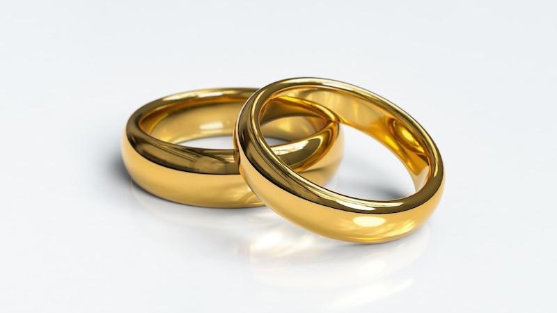 Schmücken zur goldenen Hochzeit: Die besten Deko-Ideen