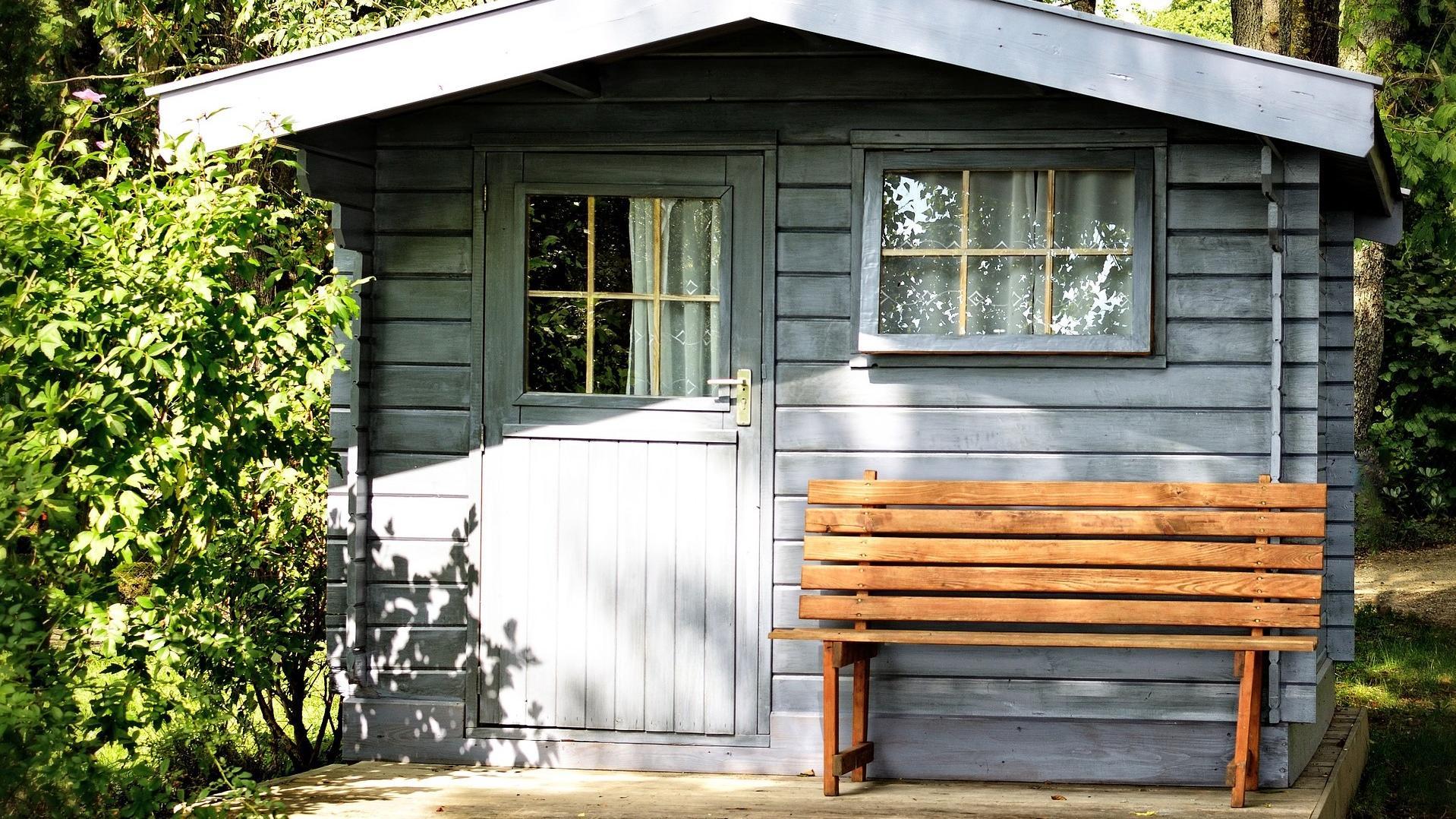 Gartenhaus einrichten: Tipps, Ideen und Inspirationen