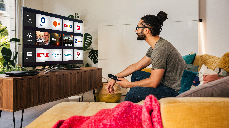 Soundbar an TV anschließen - so geht's