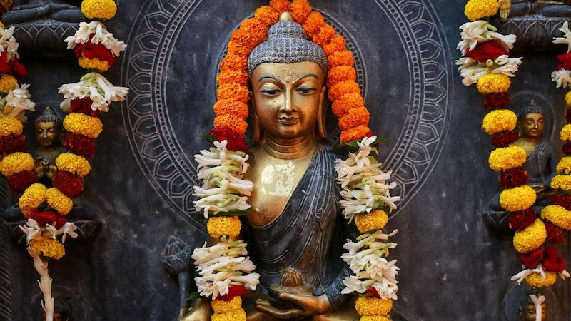 Buddhismus Sprüche & Zitate: Kraft, Hoffnung & Vertrauen