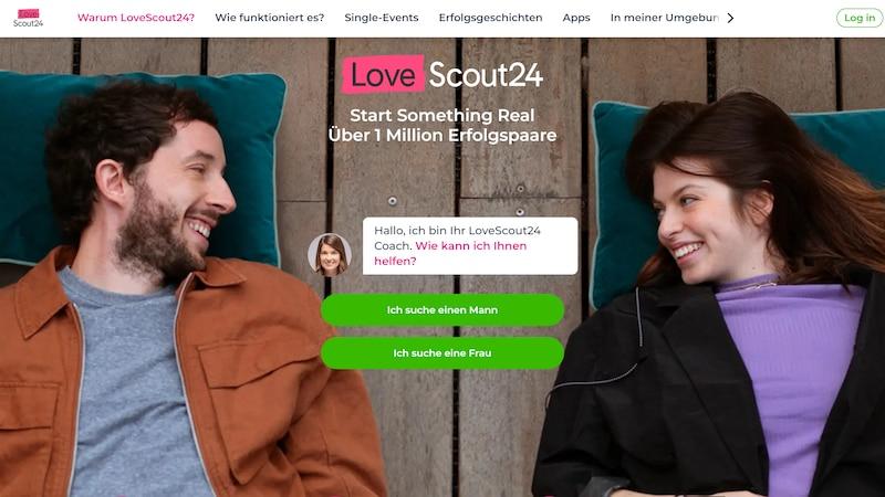 Wir empfehlen Ihnen LoveScout24 als seriöse Singlebörse