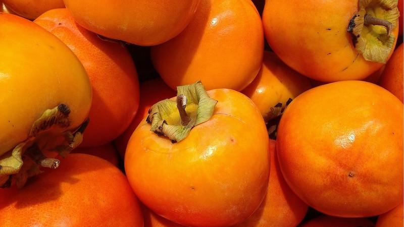 Mit Kaki abnehmen: Warum Kaki eine göttliche Frucht ist