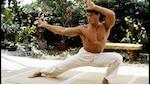 """Van Damme in seiner Paraderolle als Frank Dux im Film """"Bloodsport"""" 1988"""