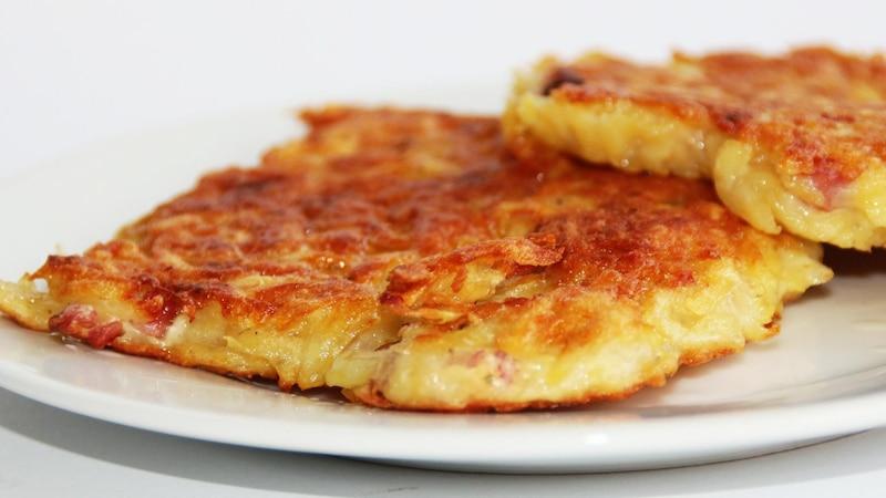 Kartoffelpuffer aus dem Ofen: So gelingen sie