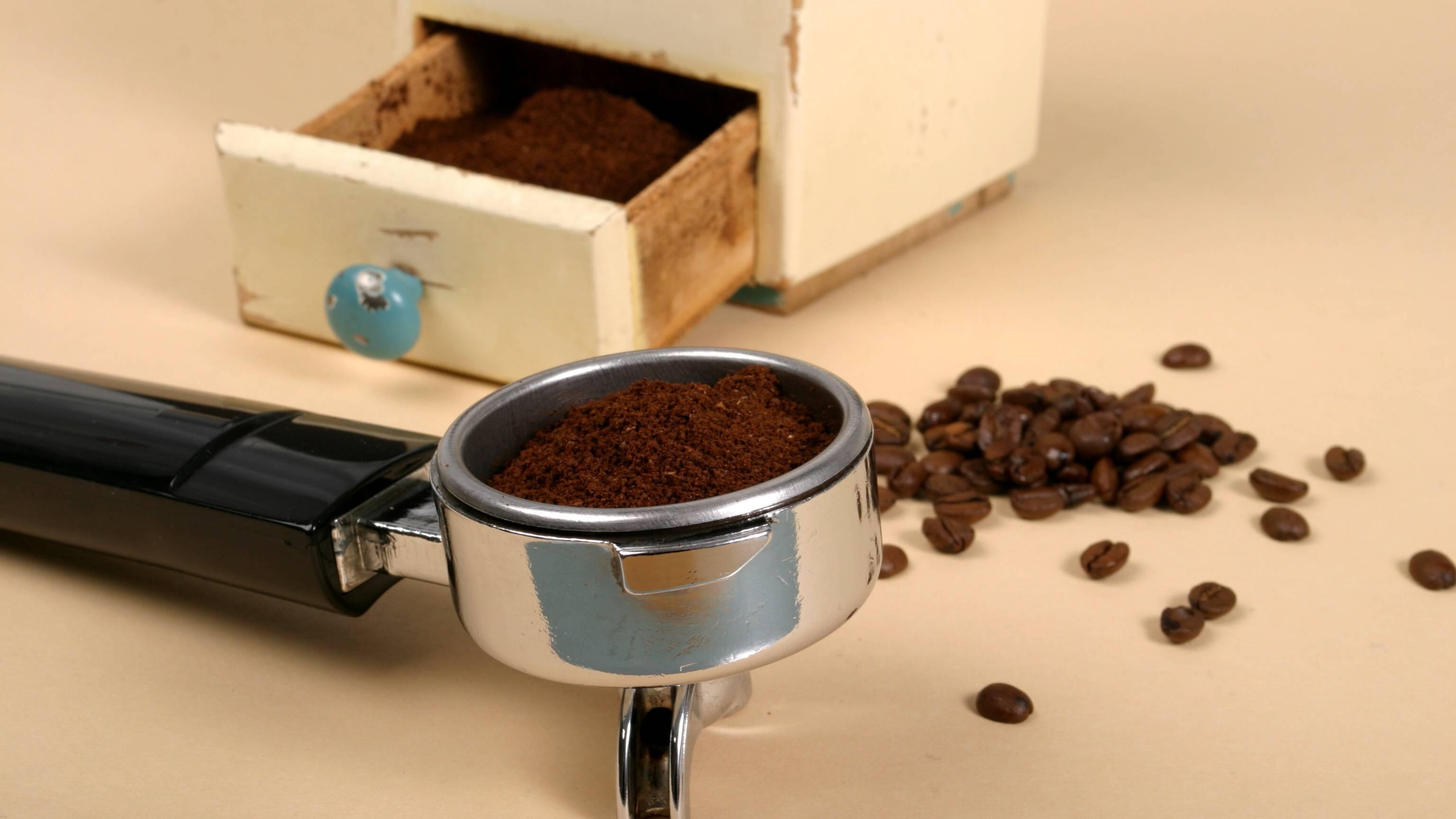 Kaffee mahlen: Darauf müssen Sie achten