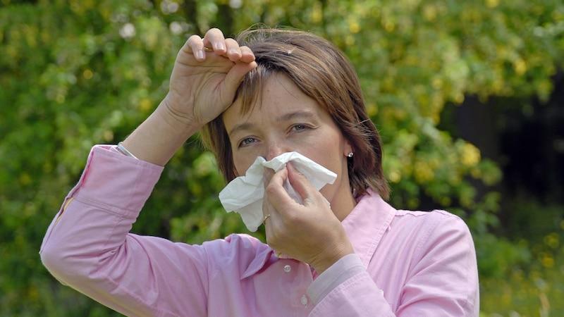 Eine Allergie lässt sich auf verschiedene Arten bekämpfen