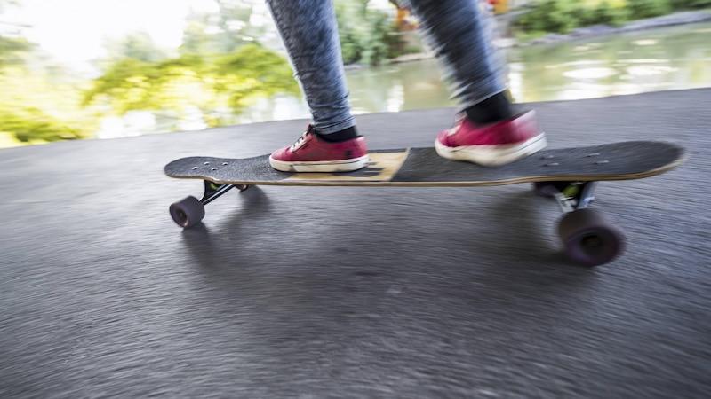 Longboard selbst gestalten - so geht's