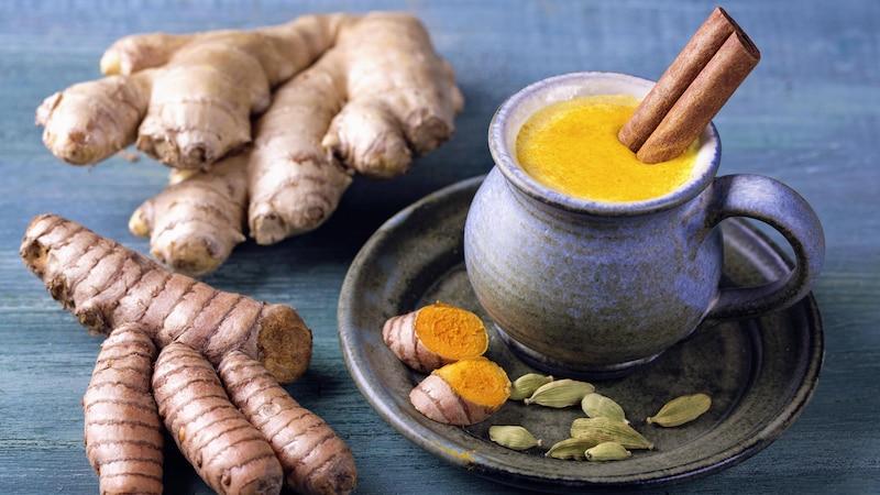 Golden Milk: So gesund ist der Kurkuma-Drink