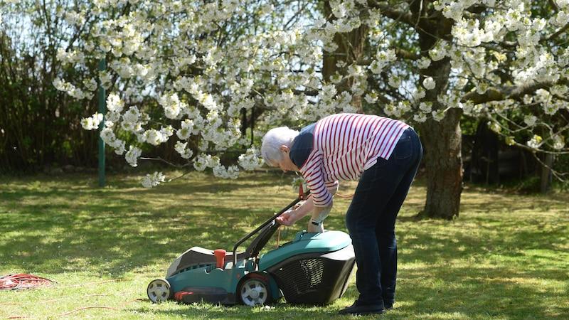Gärtnern macht glücklich und stärkt die Gesundheit.