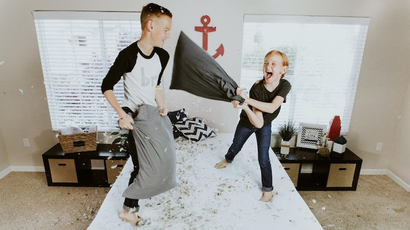 Streitende Kinder: Verhaltenstipps für Eltern