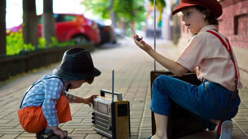 Kinder-Radio: 5 tolle Sender im Überblick