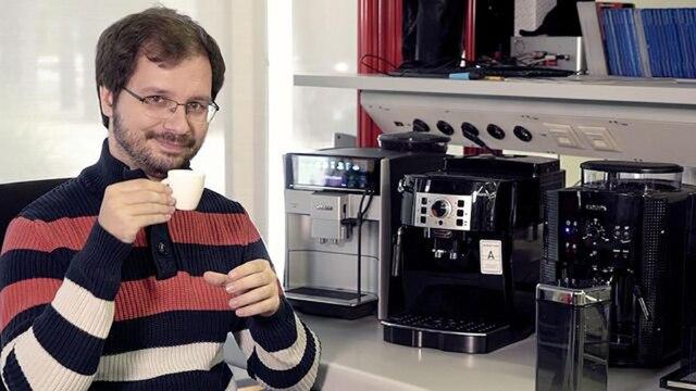 Stiftung Warentest: Kaffeevollautomaten im Test