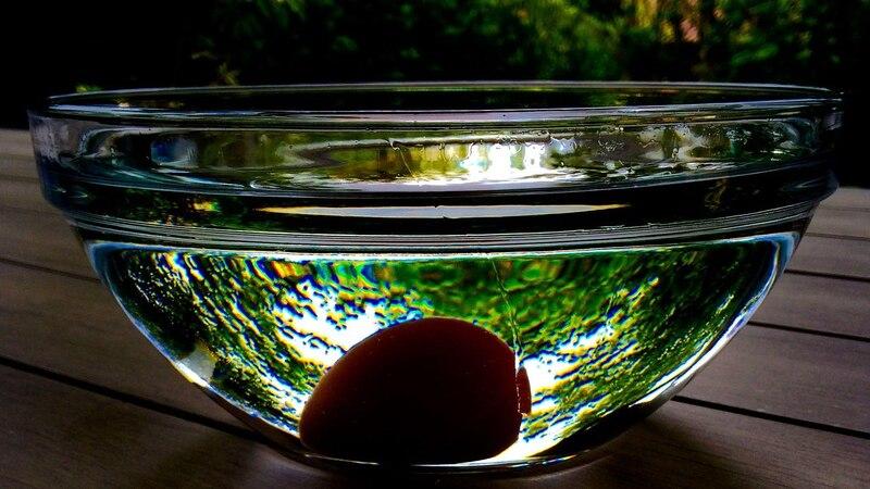 Ei schwimmt im Wasser - ein Zeichen, das Sie nicht ignorieren sollten