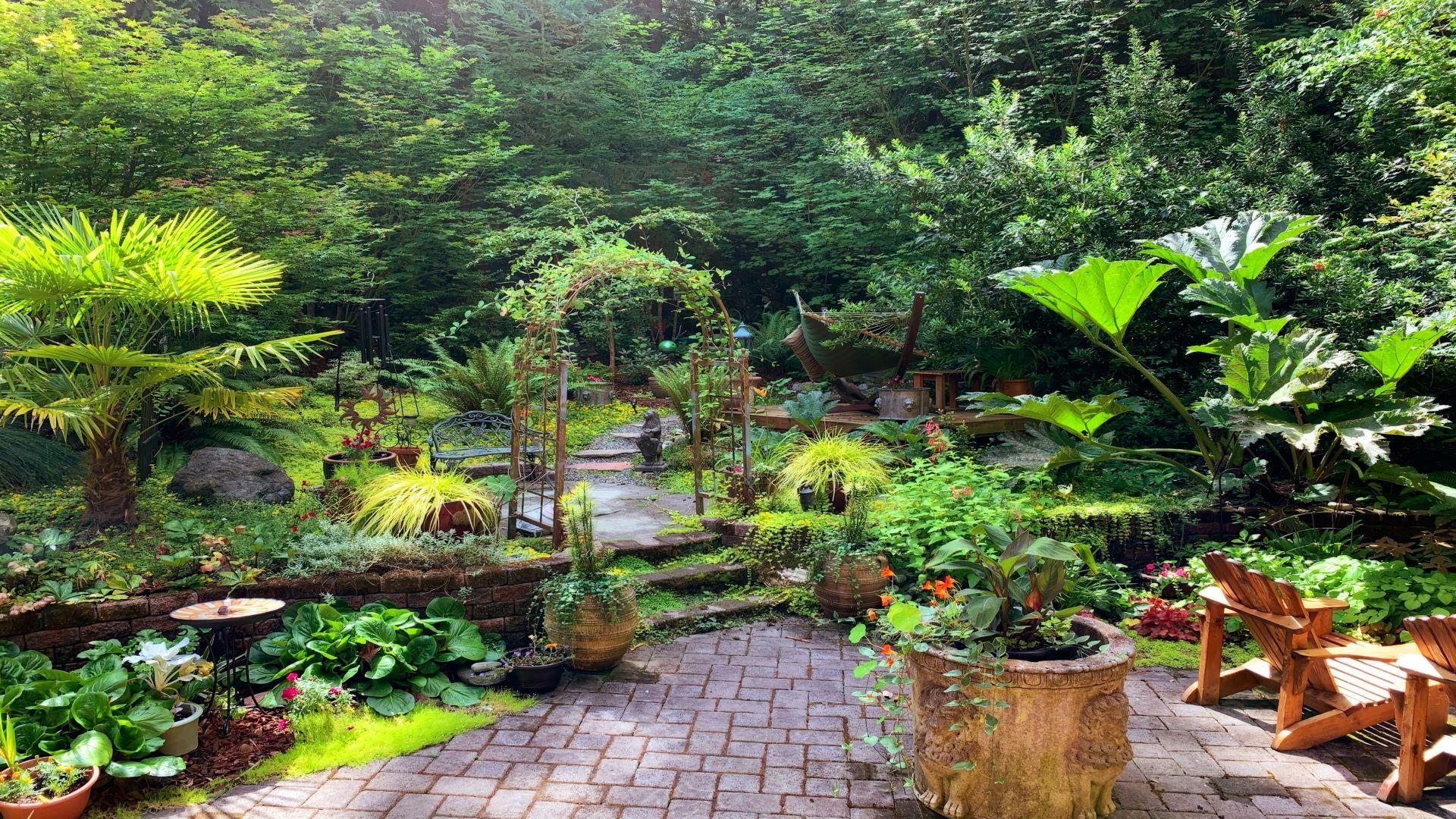 Kleinen Garten gestalten: Tipps und Tricks