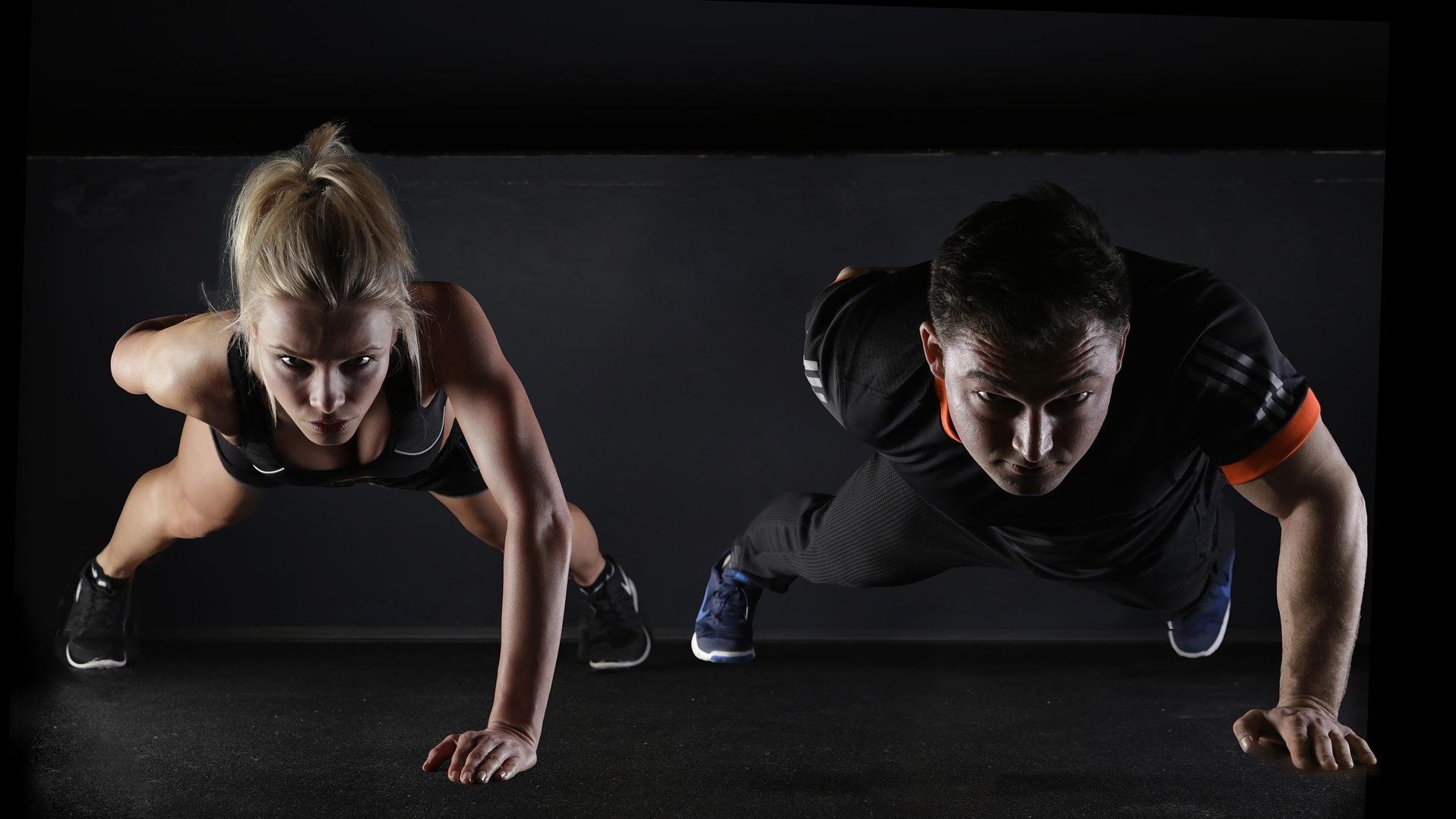 Isometrisches Training eignet sich für jeden Sportinteressierten.