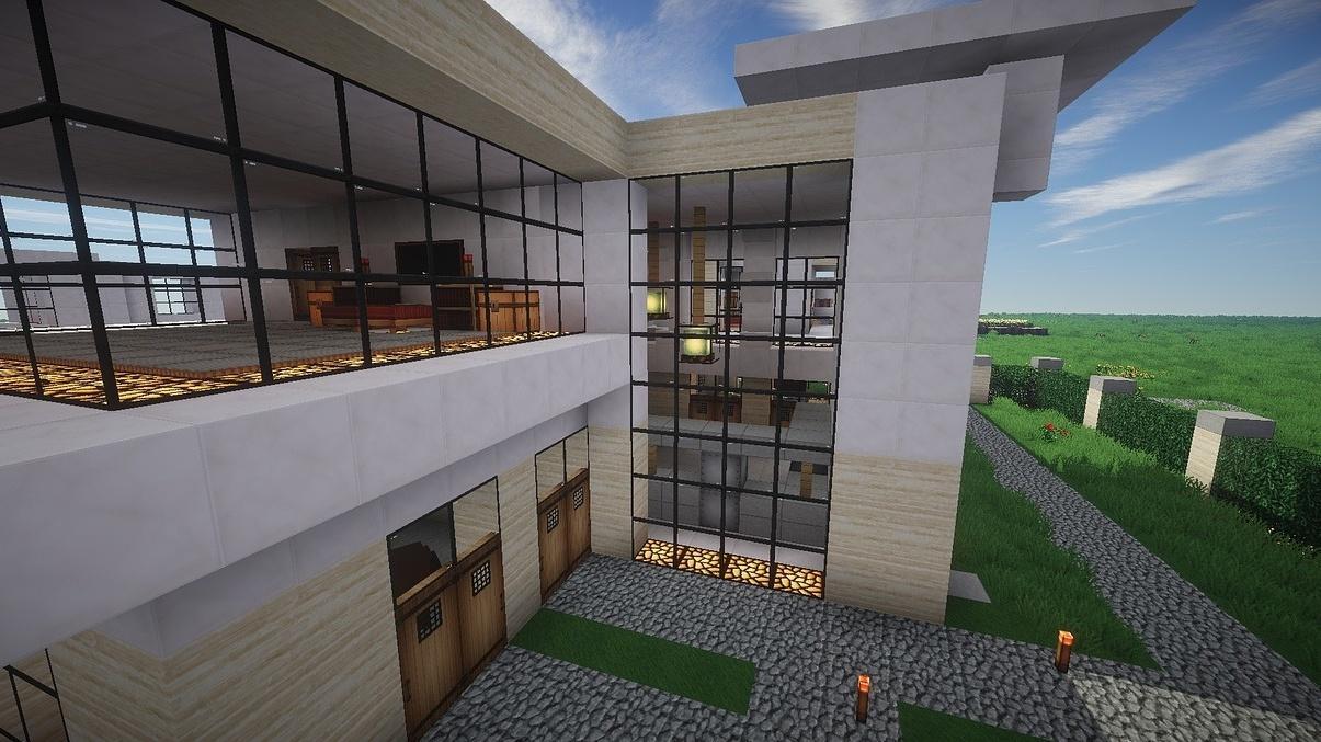 In Minecraft können Spieler architektonisch kreative und anspruchsvolle Gebäude und Szenen erstellen. Das fasziniert auch Kinder und ist pädagogisch wertvoll.