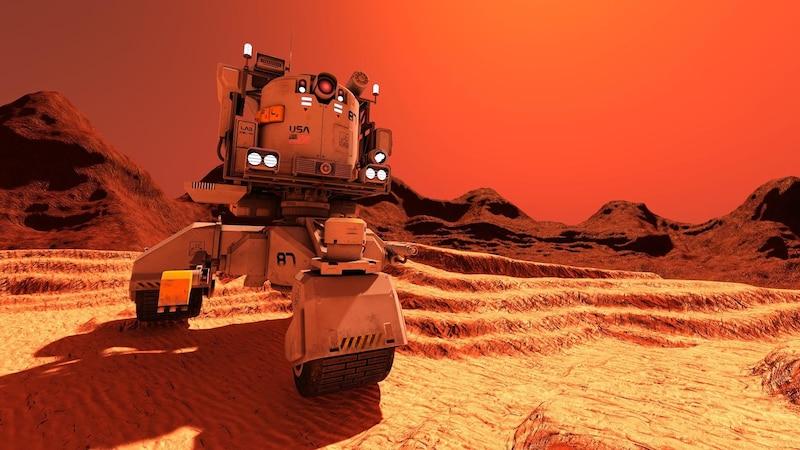 Die Energieversorgung des Mars Rover Perseverance ist umstritten.