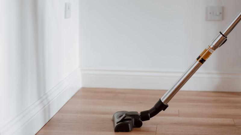 Den Dielenboden pflegen - zwischendurch mit Staubsauger oder Mopp