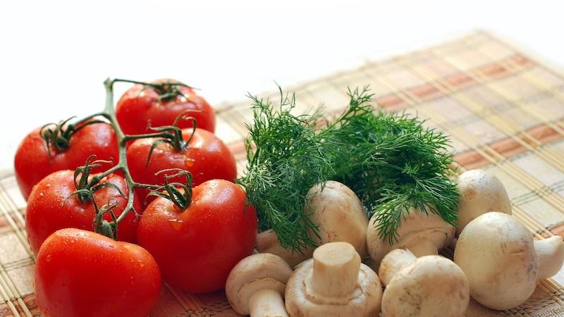 Pilze beim Stillen sind erlaubt, so lange es sich um Zuchtpilze wie bspw. Champignons handelt.