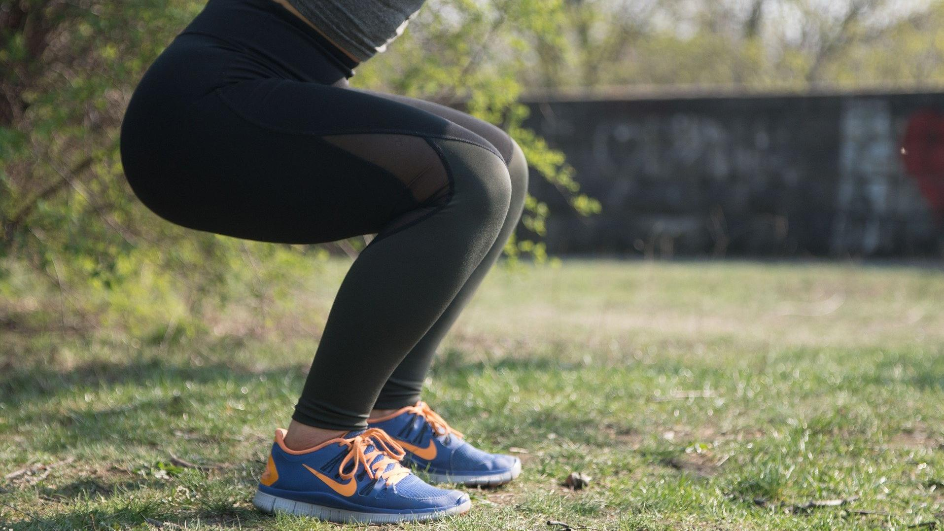 Mit Übungen können Sie effektiv gegen Cellulite vorgehen