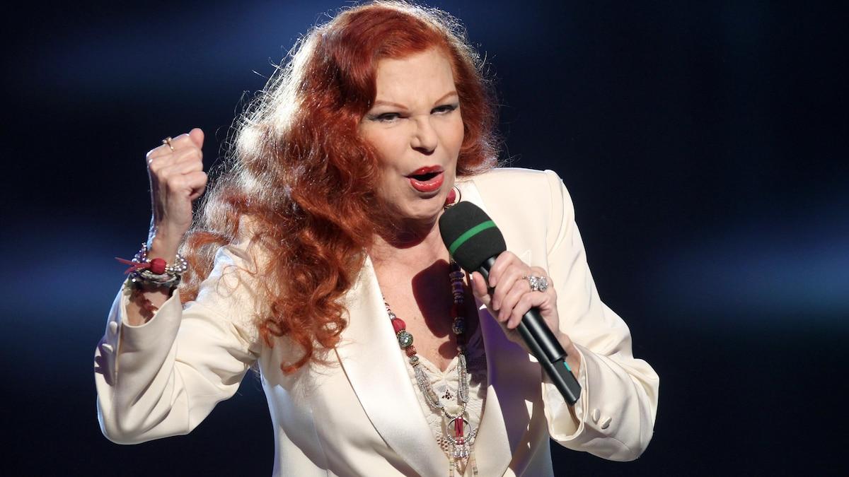 Die italienische Schlager- und Chansonsängerin Milva starb mit 81 Jahren (Bild aus 2012)
