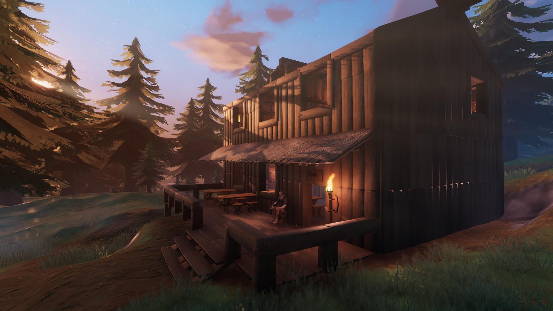 Valheim: So lässt sich ein stabiles Haus bauen