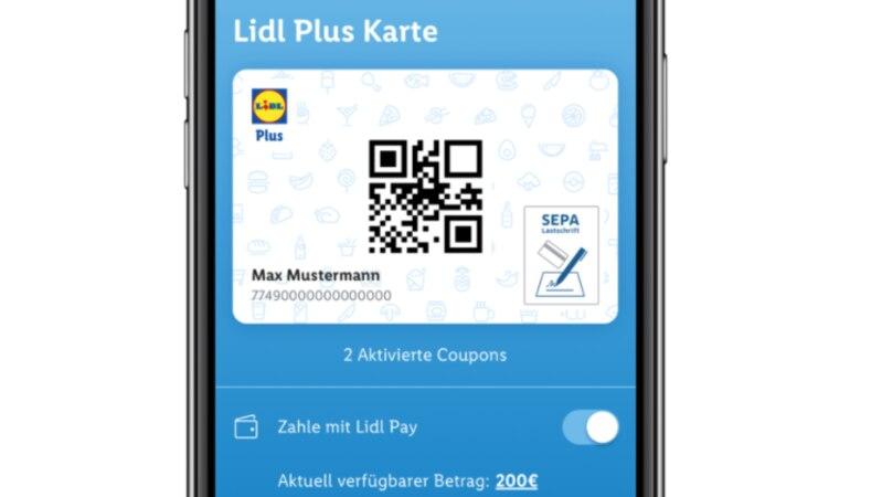 Mit Lidl Pay kann ab sofort ganz einfach mit dem Smartphone bei Lidl bezahlen
