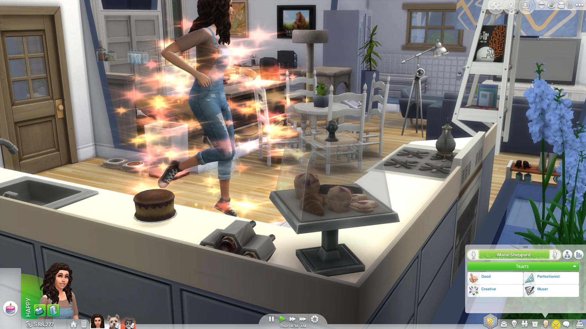 Das Älterwerden ist in Sims 4 etwas Besonderes