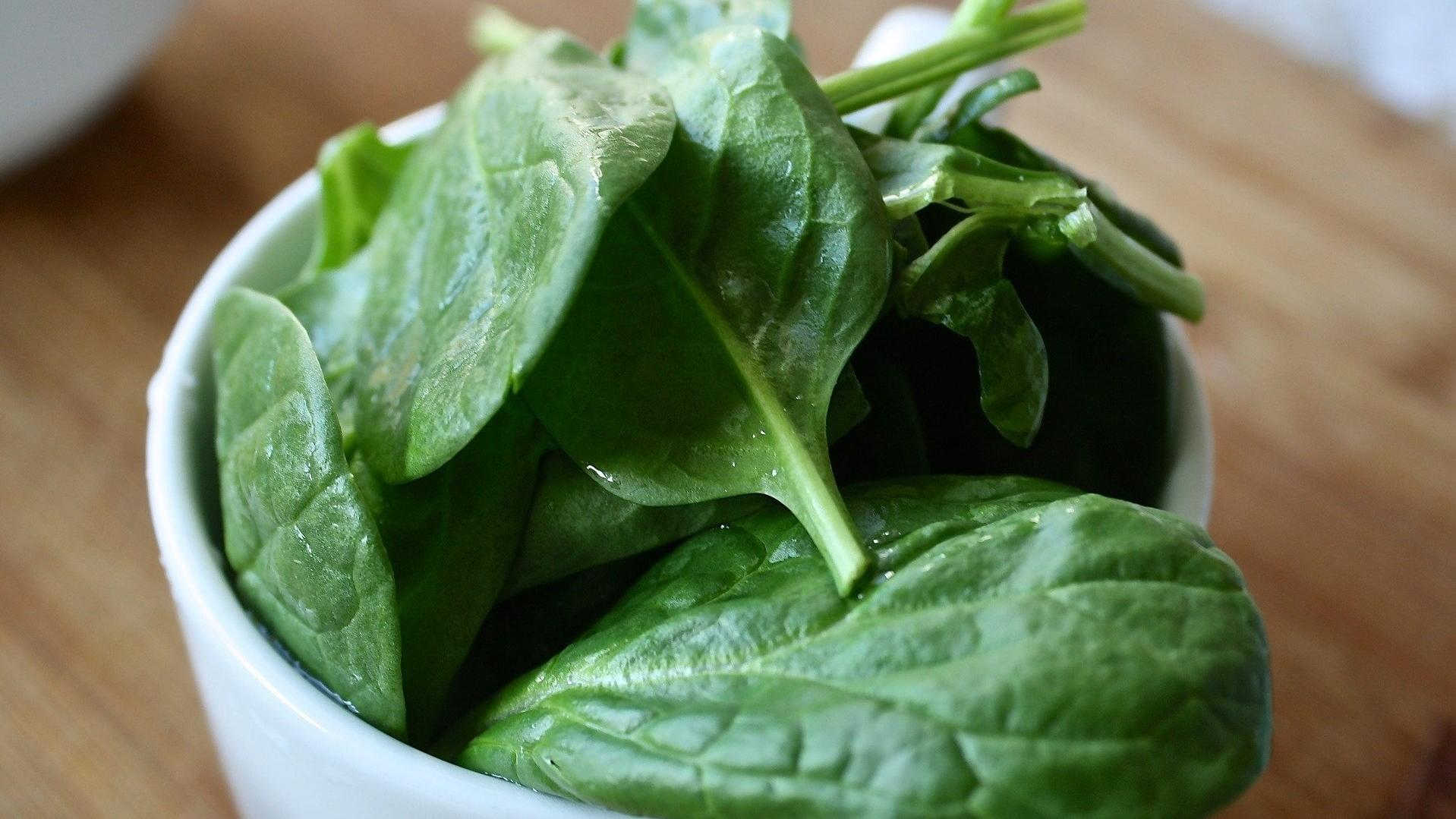 Nach Spinat Durchfall bekommen - dafür gibt es viele Gründe