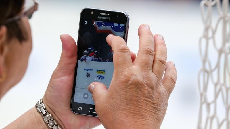 Screenshot auf dem Galaxy S6 per Wischgeste erstellen