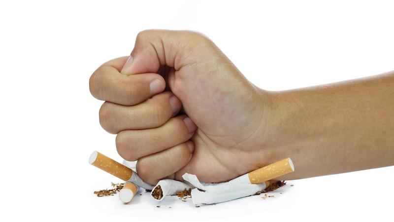 Rauchen aufhören ohne zuzunehmen: Diese 5 Tipps sollten Sie beachten
