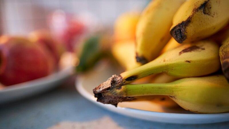 Bananen richtig aufbewahren: So bleiben sie lange frisch