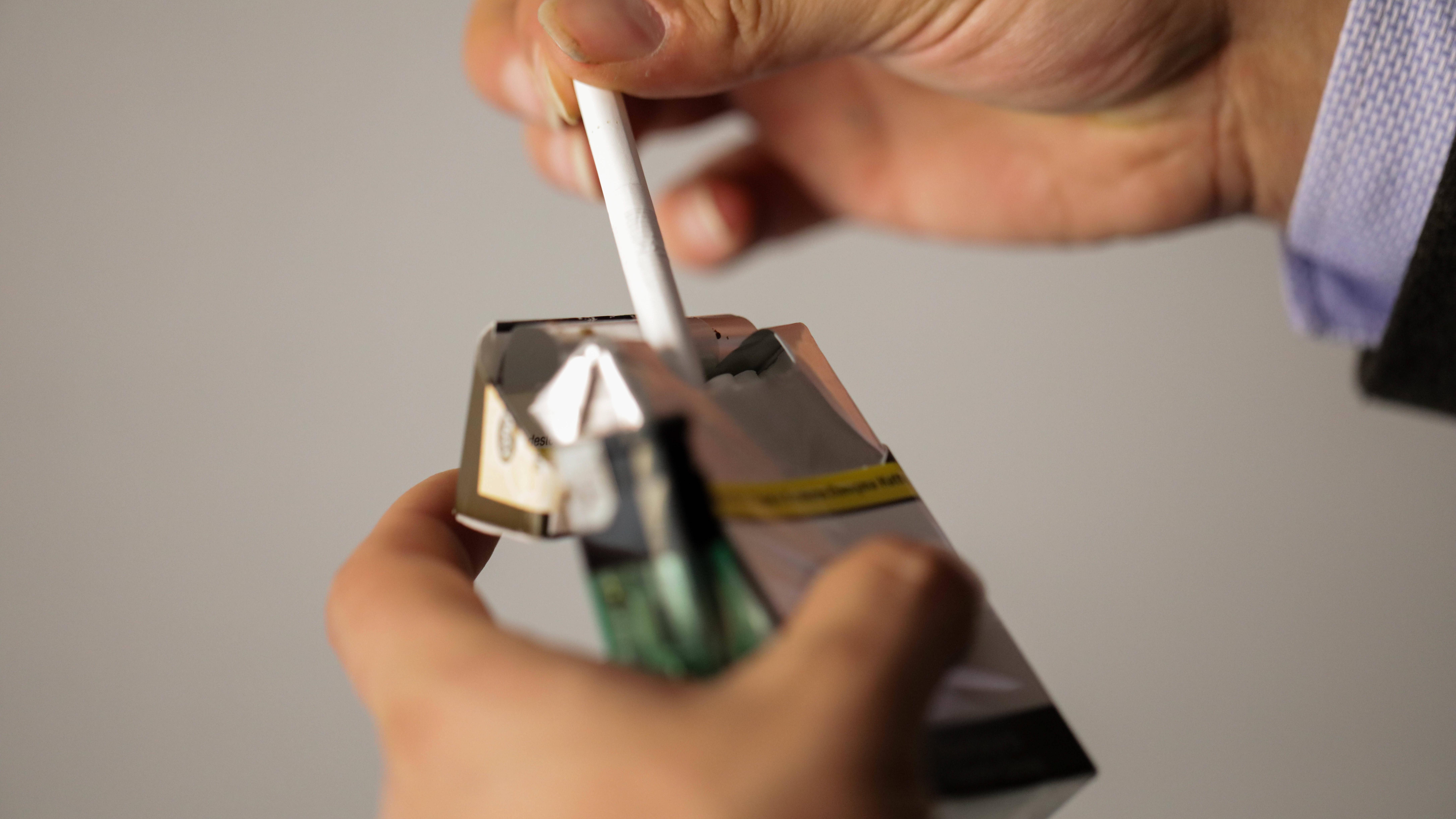 Nichtraucher werden und bleiben: Die 5 wichtigsten Tipps und Methoden