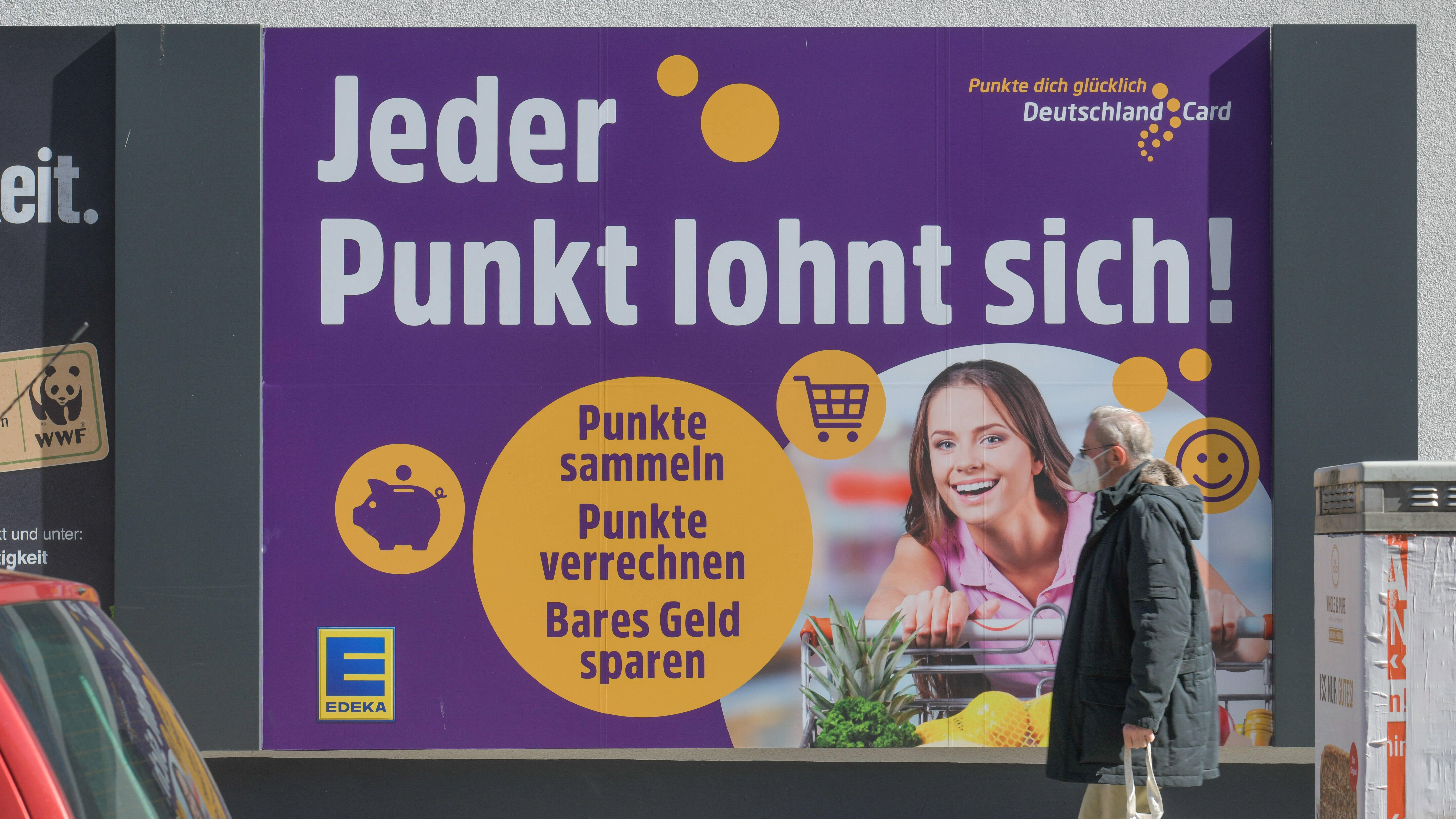 Deutschlandcard: Punkte auszahlen lassen - so geht's