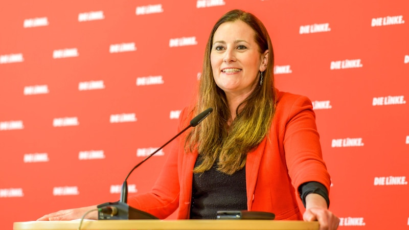 Janine Wissler - die Linke: Mann, Kind, Karriere