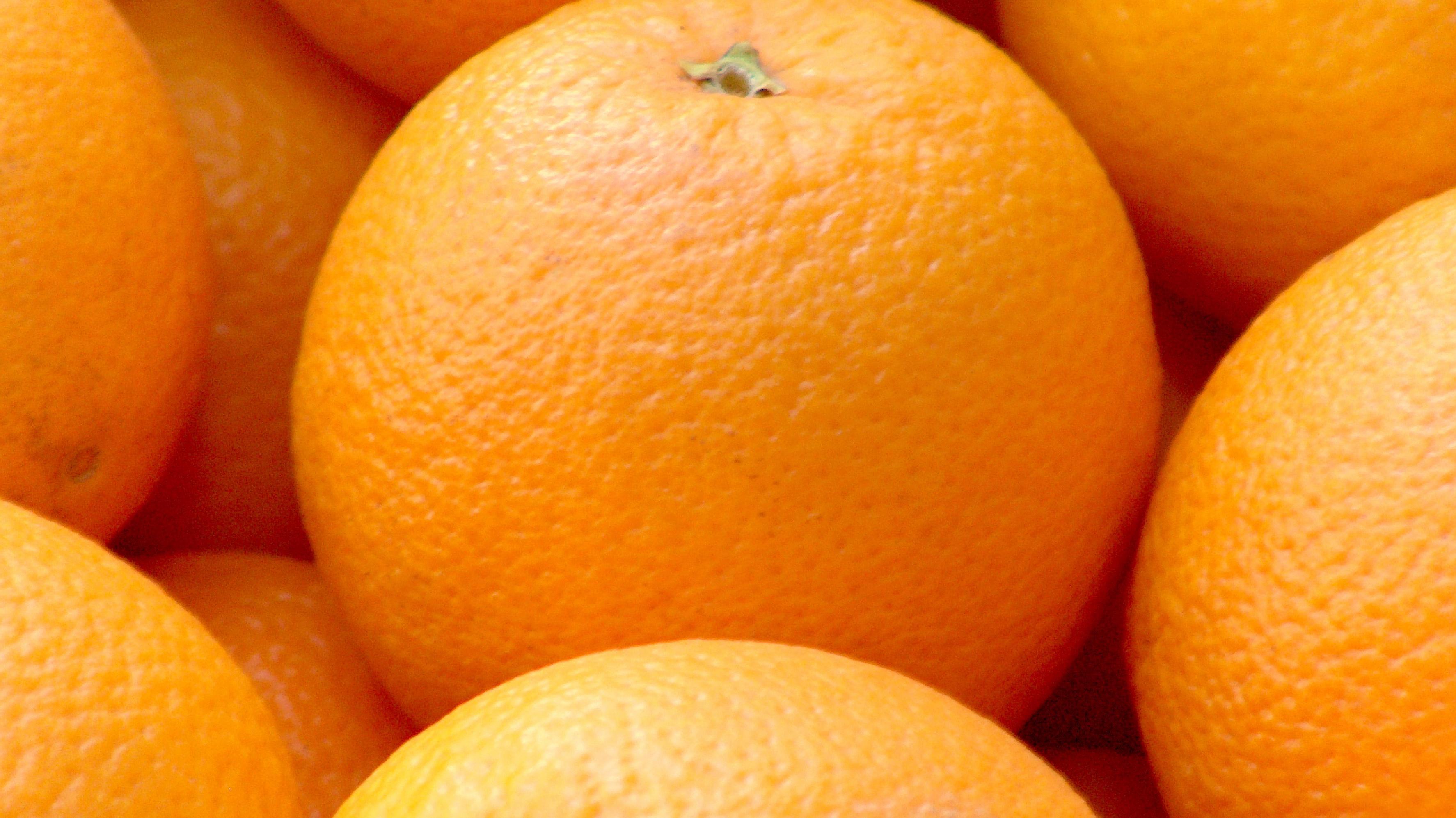 Orangenreiniger selber machen - so geht's