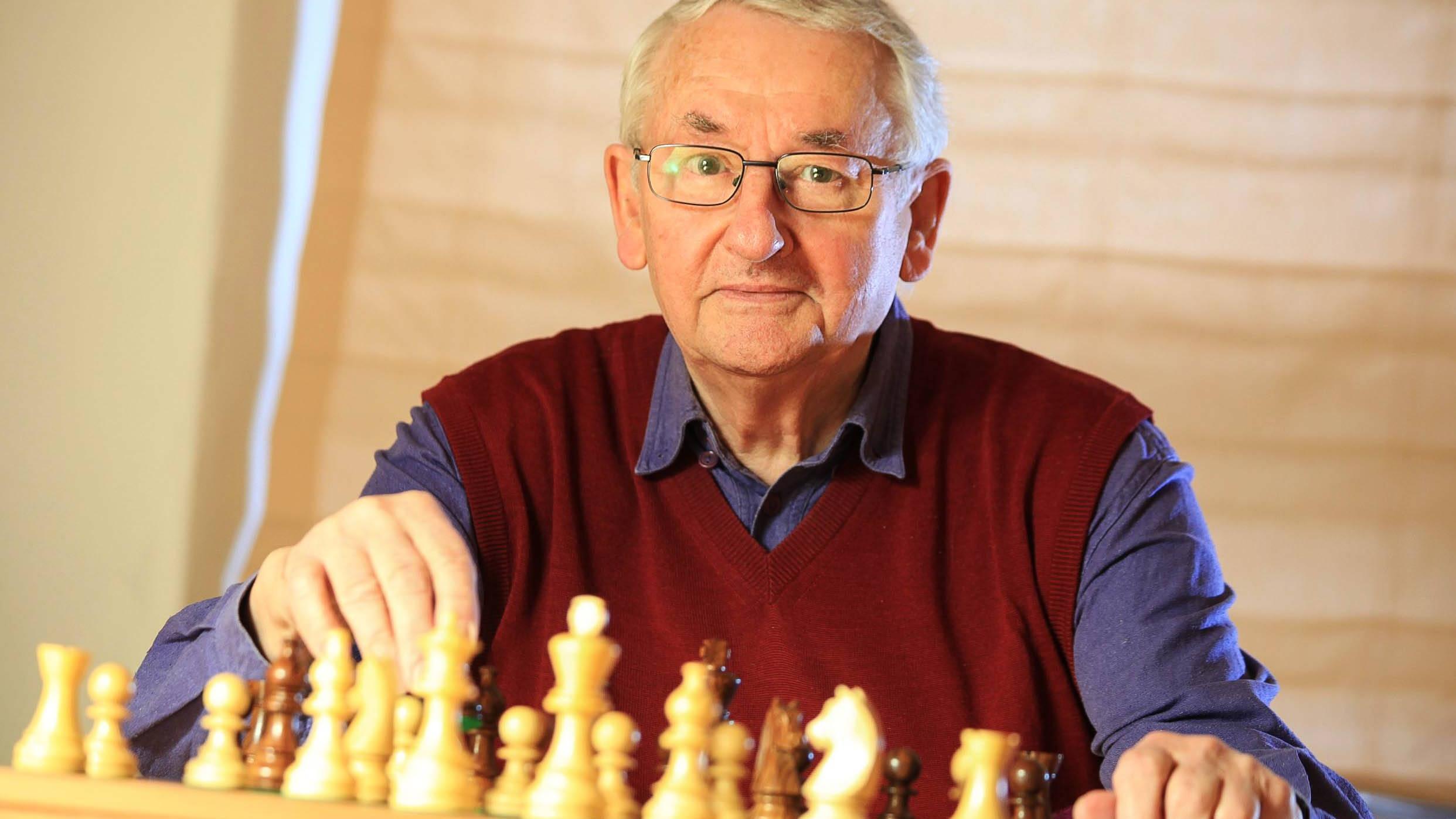 Schach ist das Spiel schlechthin für ein kognitives Training.