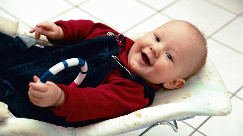 Babywippe: Ab wann sie sinnvoll ist und was Sie beachten sollten