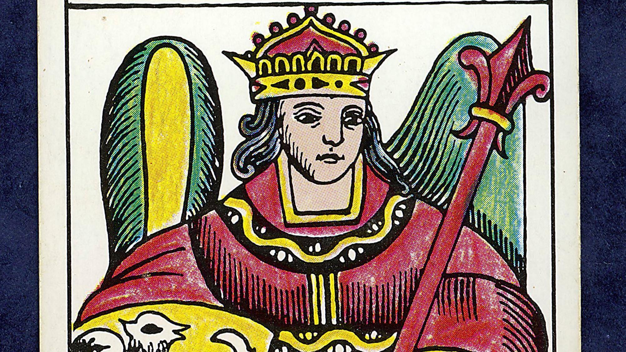 Die Herrscherin steht beim Tarot für Sinnlichkeit und Fruchtbarkeit.