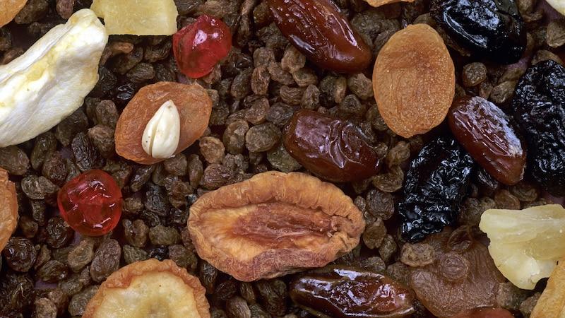 Sind Trockenfrüchte gesund? Das sollten Sie wissen