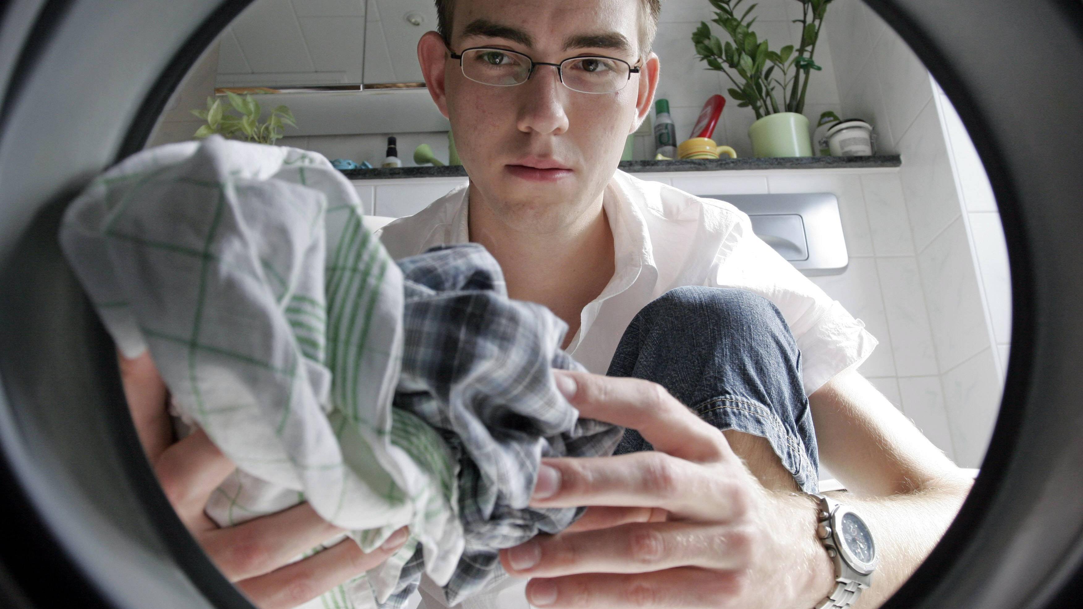 Hemden waschen - darauf sollten Sie achten