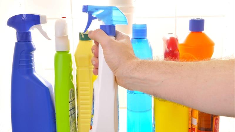 Reinigungsmittel im Haushalt: Diese reichen vollkommen