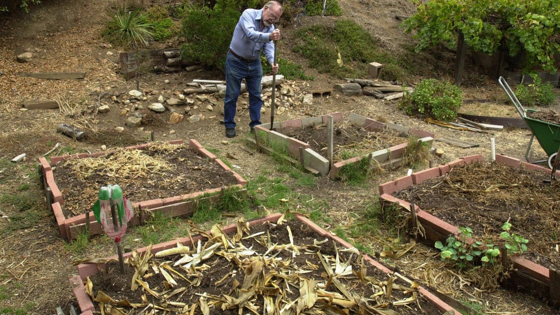 Square Foot Gardening ist ganz besonders für Hochbeete geeignet