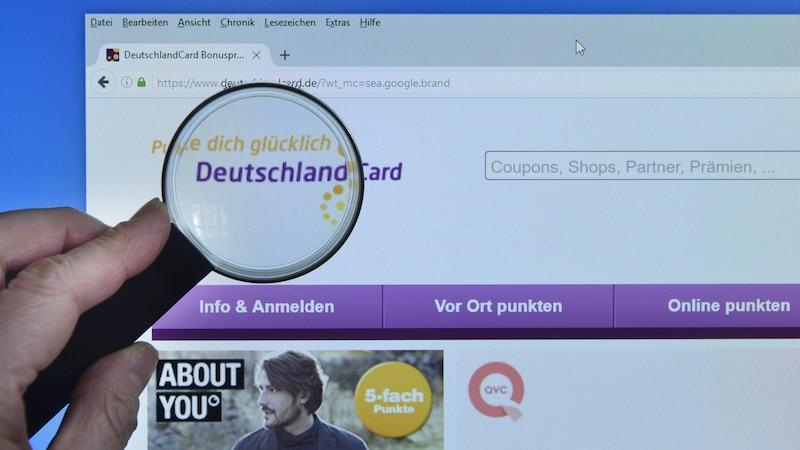 DeutschlandCard registrieren: So funktionieren Anmeldung und Punkte sammeln