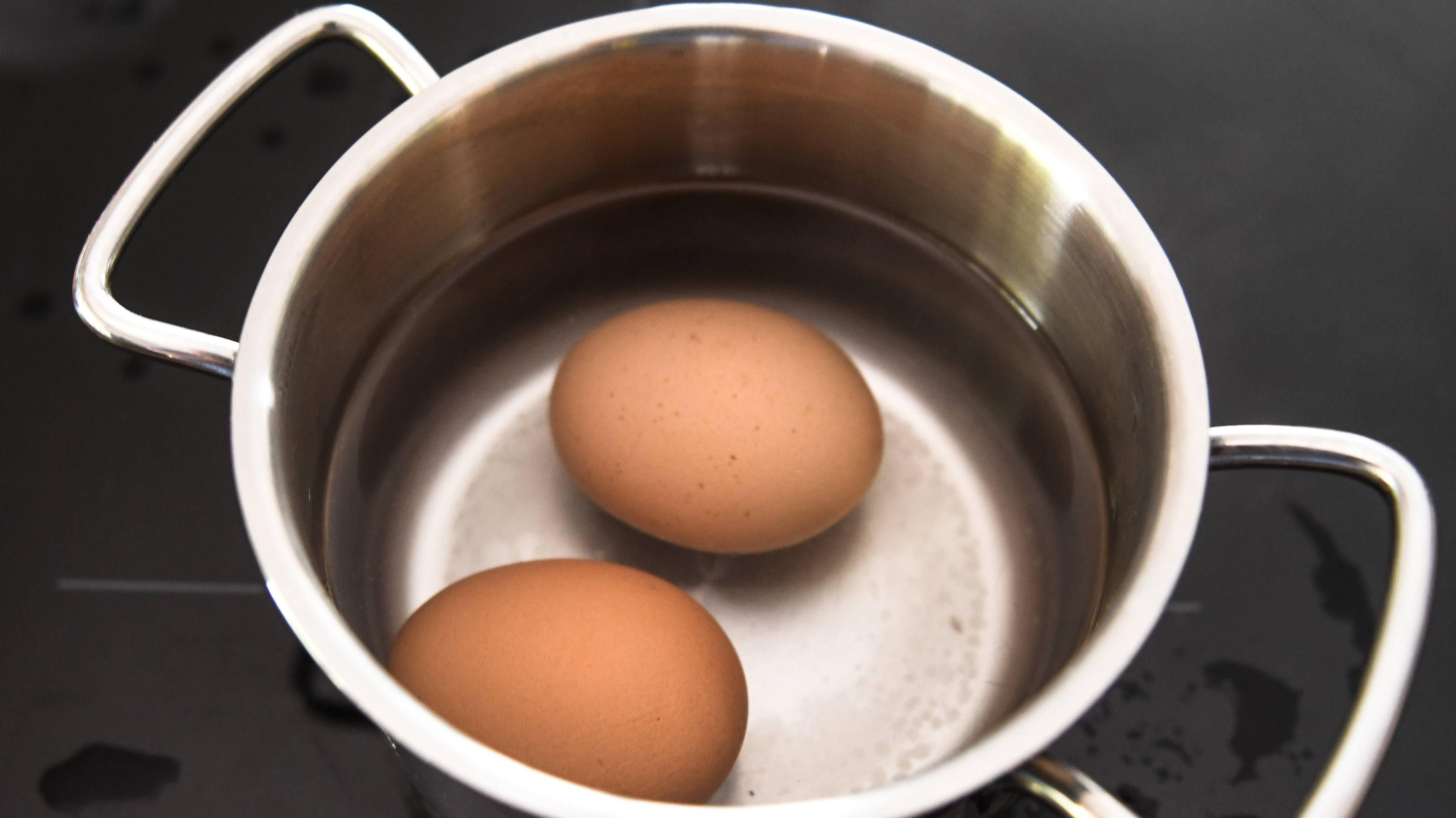 Abgelaufene Eier sind auch nach Ablauf des MHD normalerweise noch genießbar