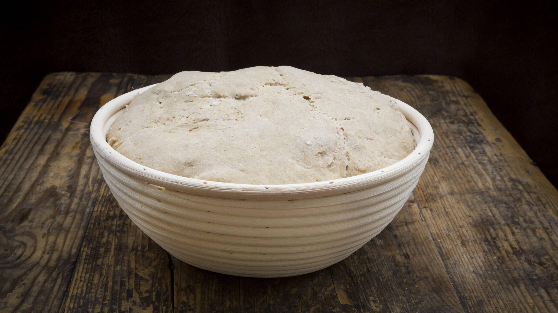 Brot backen mit Gärkörbchen - so geht's
